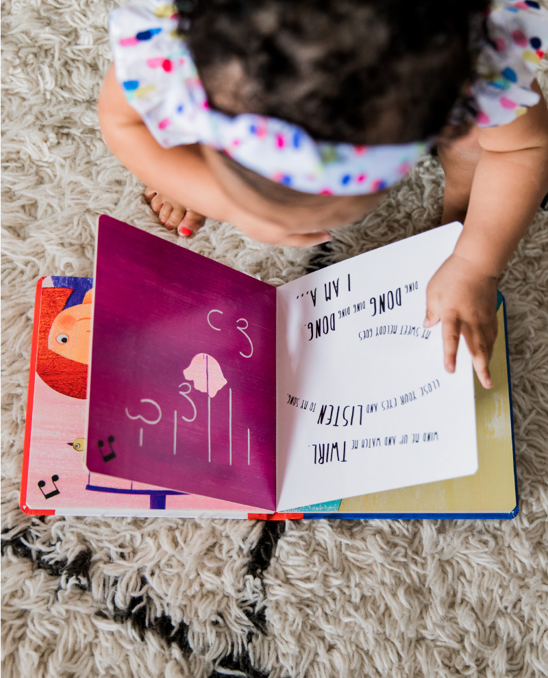 Benefits of Reading with Bitsy