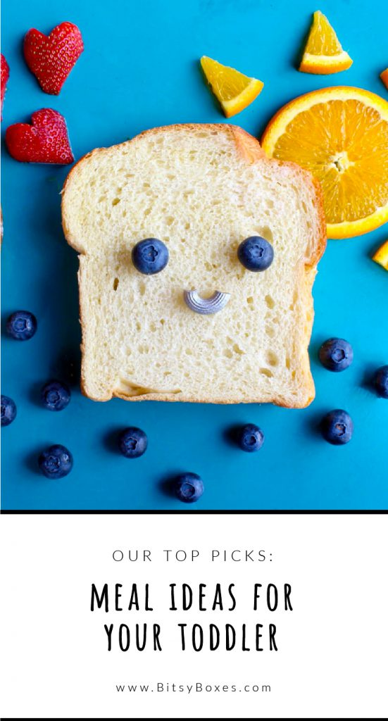 Great Meal Ideas for Your Toddler