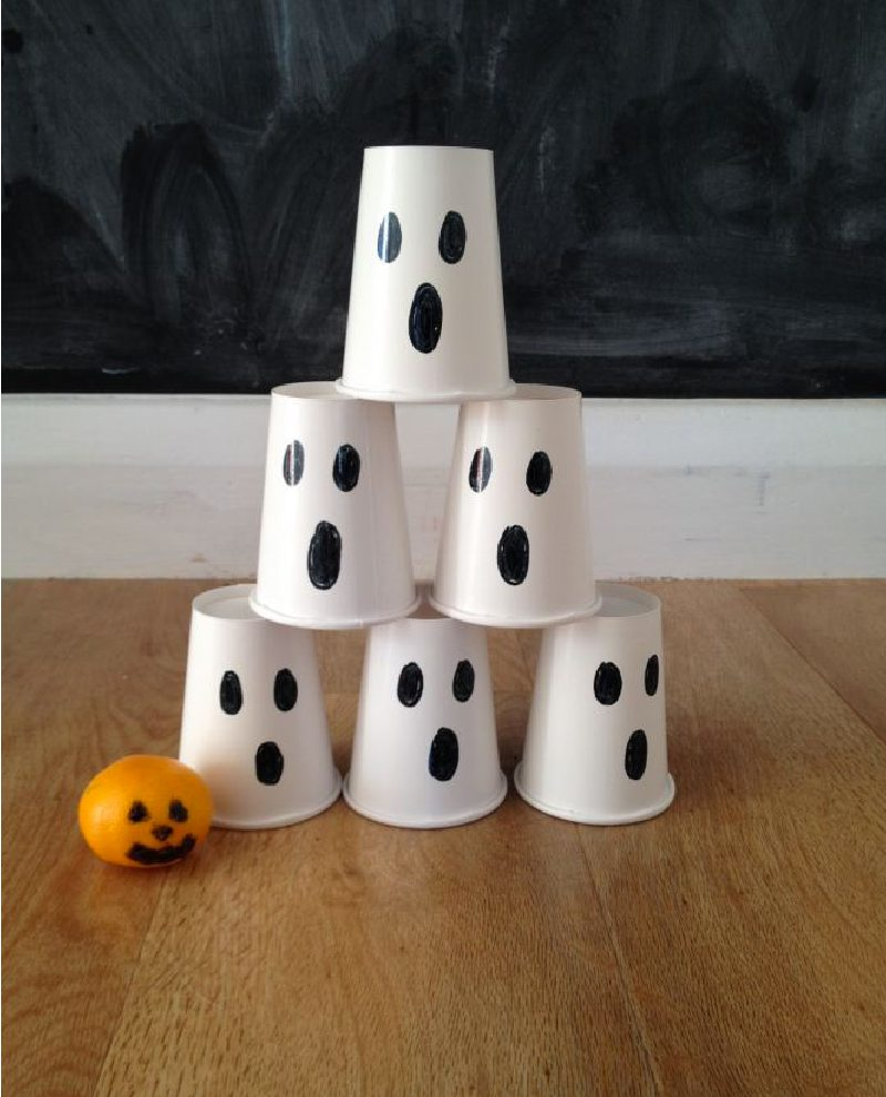 31 Not So Spooky Halloween Activities for You and Bitsy