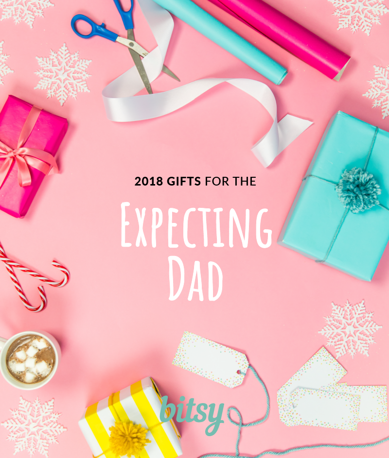 Holiday Gift Guide for the Expecting Dad