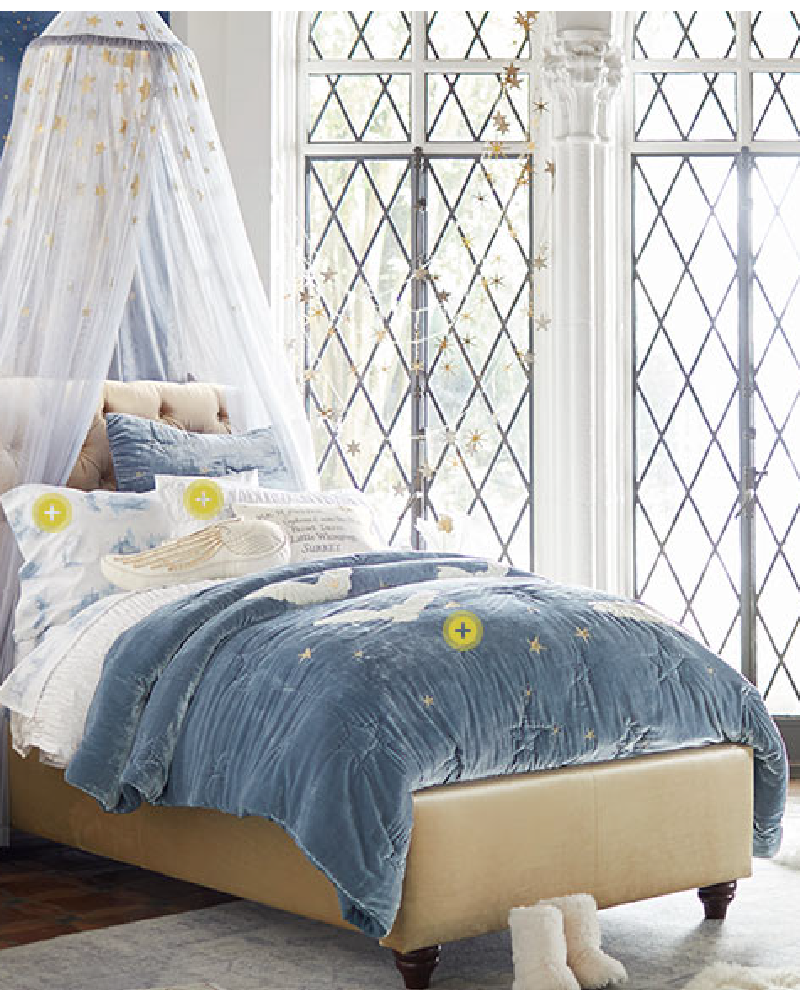 The Pottery Barn Kids' Harry Potter Collection is Seriously Magical
