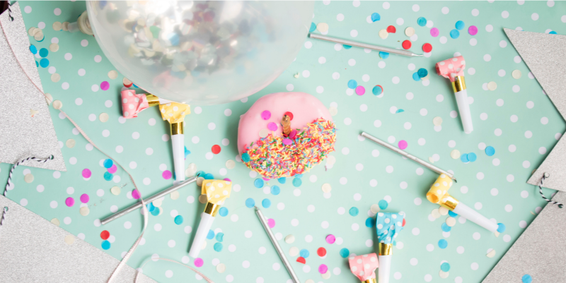 Top Kids' Birthday Party Trends for 2019