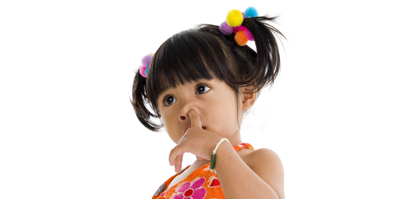 7 Weird Toddler Behaviors That are Totally Normal