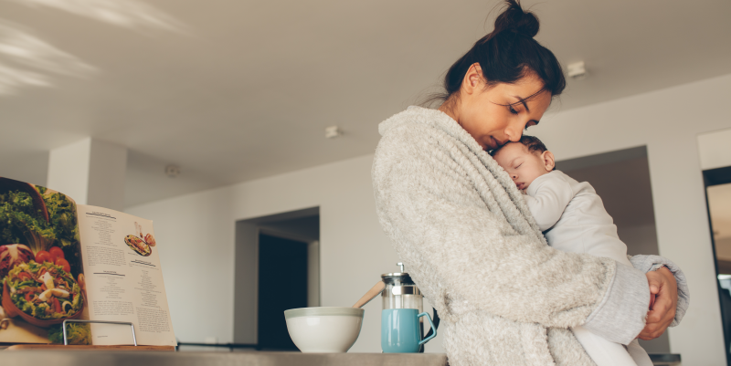 8 Things You aren't prepared for with motherhood