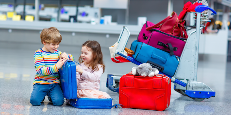 Traveling With a Toddler: Expert Tips