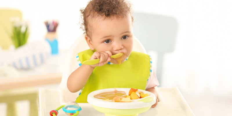 Foods You Should Feed Your Baby That You Probably Aren't