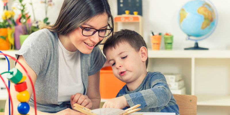 Preschool Behaviors That Could Be a Learning Disability
