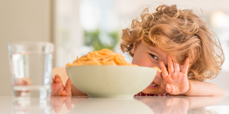Eat This, Not That: Strategies for Picky Eaters