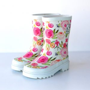 london-littles-Floral_Boots