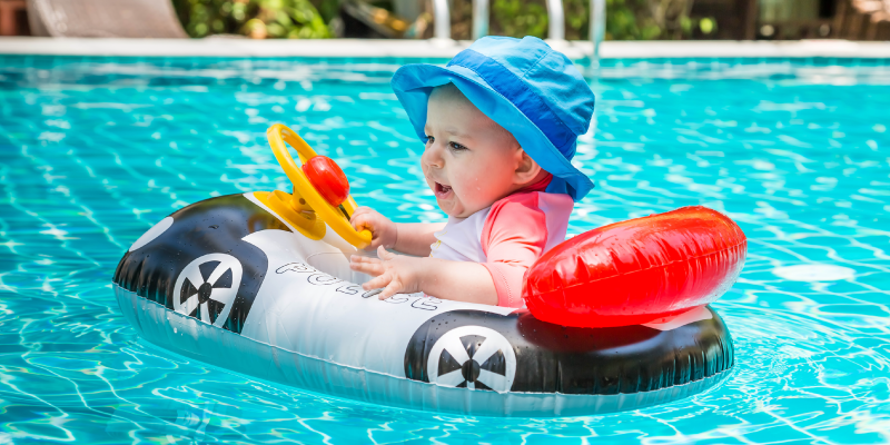 5 Best Baby Floats for the Pool