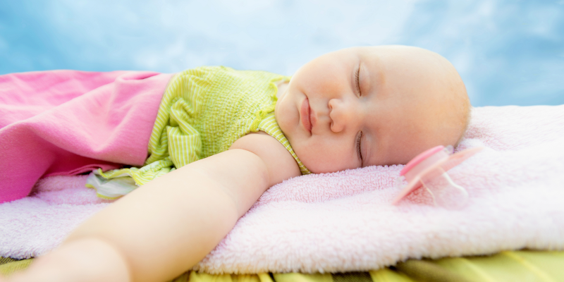 Maintaining a Kid's Sleep Cycle During Vacation